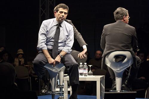 Maurizio Lupi a La Sfida