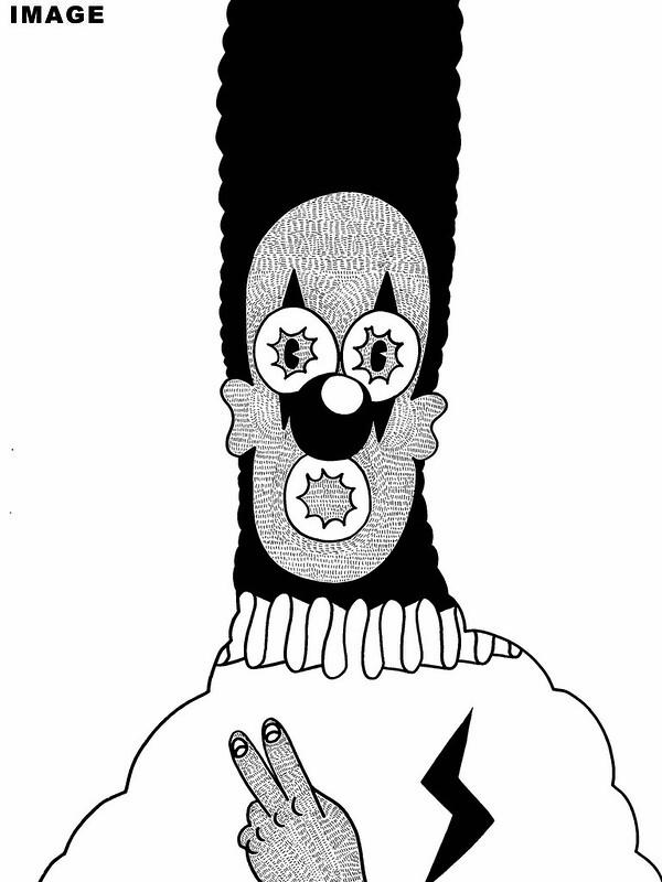 「西 雄大」の絵、一気に見せちゃおう!書籍化プロジェクト!.12