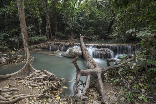 Bangkok Waterfall - Thailand