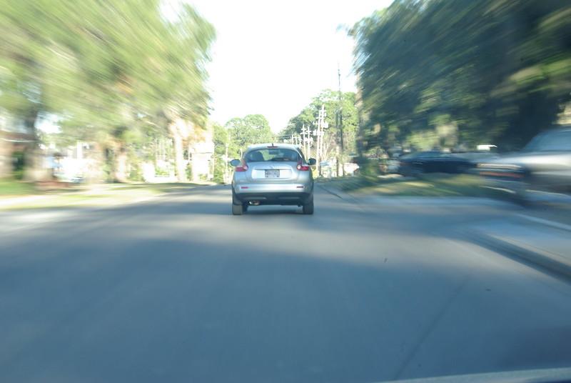 Driving (Panning)