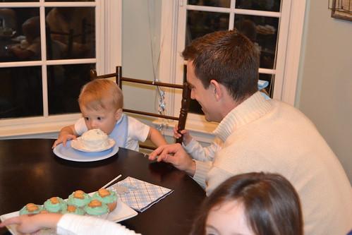Bennett's 1st Birthday! - 12