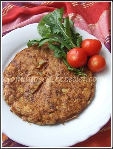 karnabarlı omlet 1