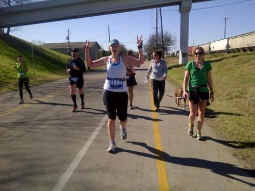 Marathon Mile 17.5