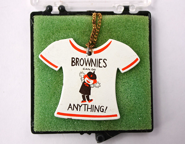 Brownies can do anything!