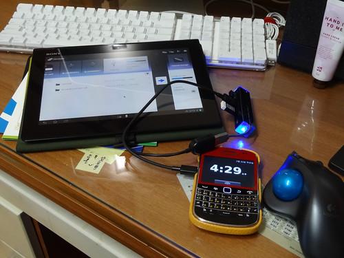 USB 호스트 어댑터 케이블 테스트 - 3