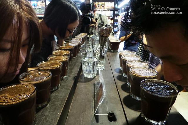 barista championship free smell