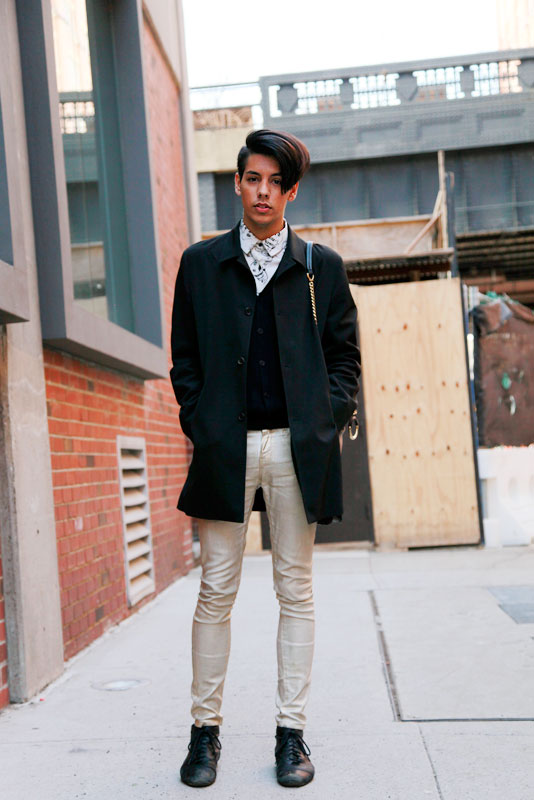joshua_w15 street style, street fashion, men, NYC, NYFW, Quick Shots, W. 15th Street,