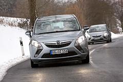 Pressevorstellung Opel Zafira Tourer BiTurbo