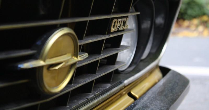 Der geprügelte Knabe: Opel Manta A