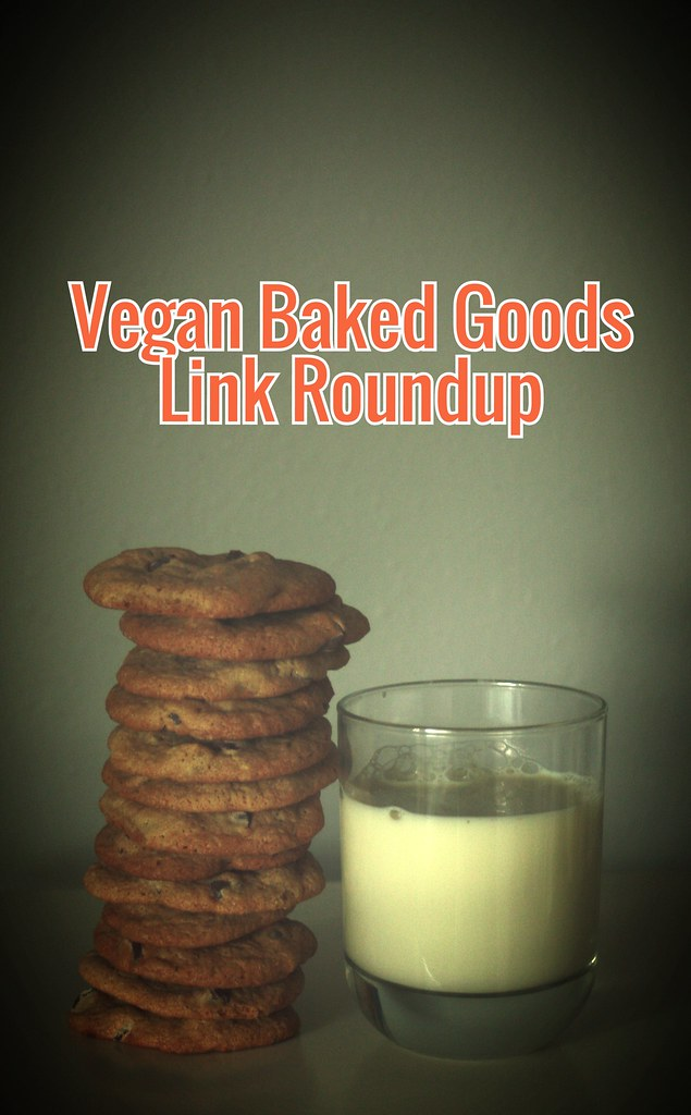 Baked Goods Link Round Up rootedvegan.com