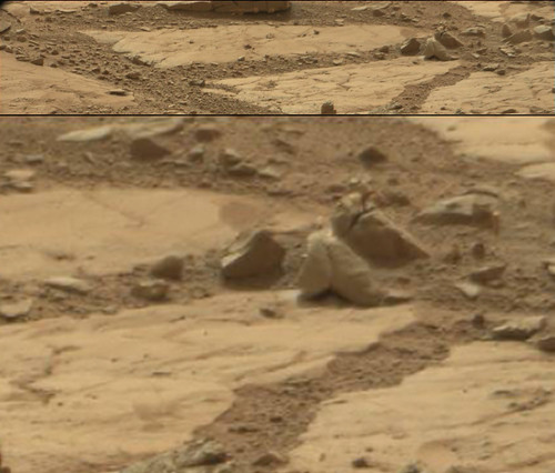 CURIOSITY sol 198 MastCam right only jpg noise reduction and enlargement