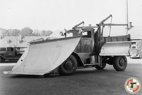 Wing plow