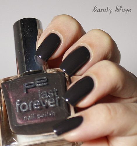 P2 Forever Last Nail Polish - Who Do You Love_2