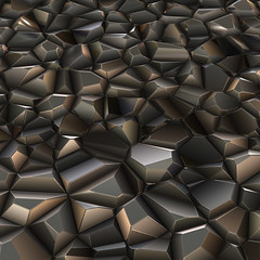 1287 - Metal Rock iPad Background