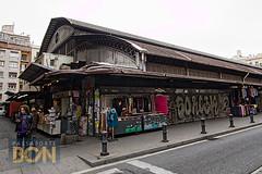 Mercat de l'Abaceria Central, Barcelona