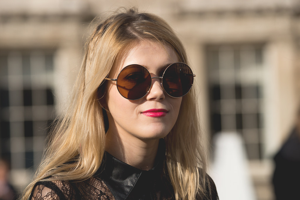 The Shades, Portrait, London Fashion Week 2013