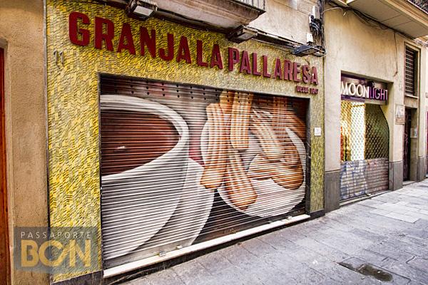 Granja La Pallaresa, Barcelona