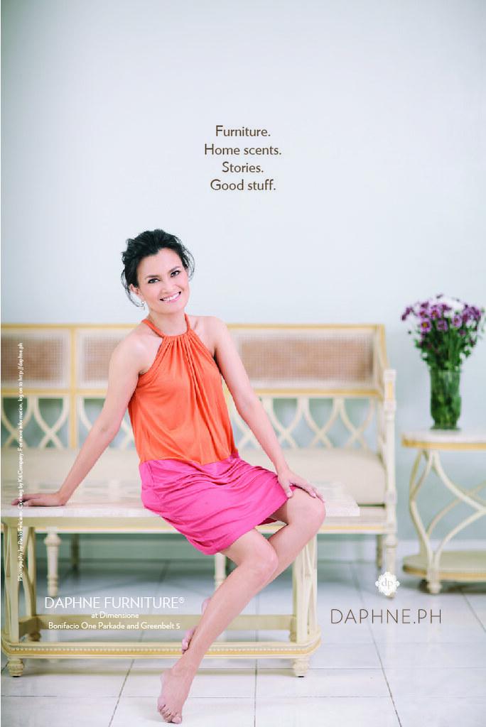 Daphne Print Ad - TCMarch2013