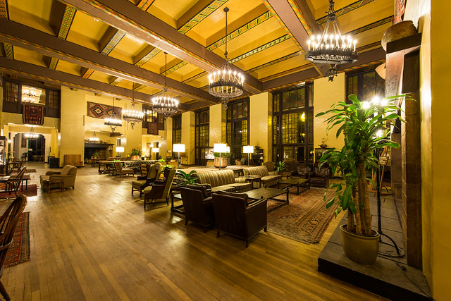 The Overlook Hotel, The Colorado Room (The Ahwahnee Hotel, Yosemite National Park)  Flickr