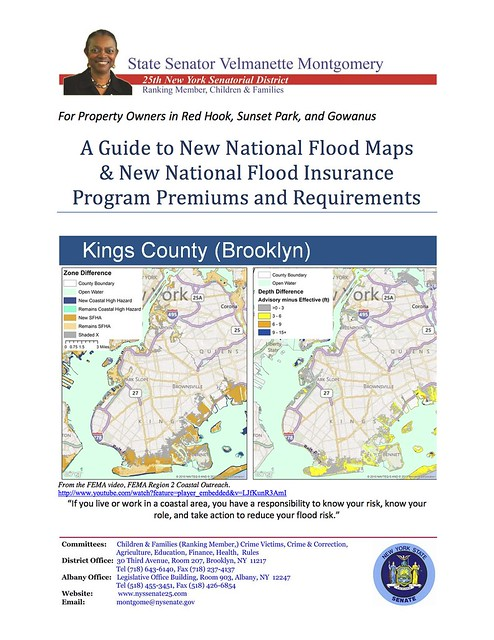 Senator Montgomery Guide to New National Flood Maps copy
