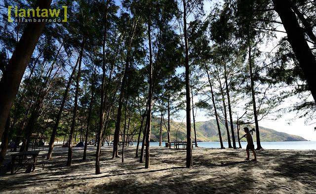 Mang Ador's campsite