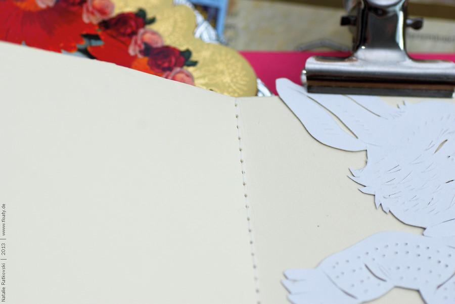 Hand made sketchbooks