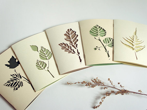 Botanical-Papercut-Cards