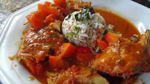 Peixe ao Curry Quente by Sergio Nedal Riss