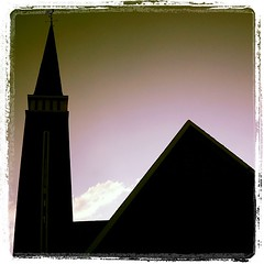 The junction church #melville #shadows