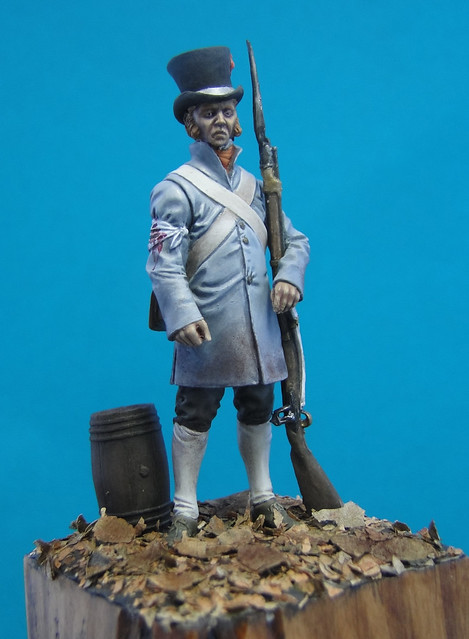 French Soldier - Alexandro Models 70mm 8559393740_3620201d2a_z