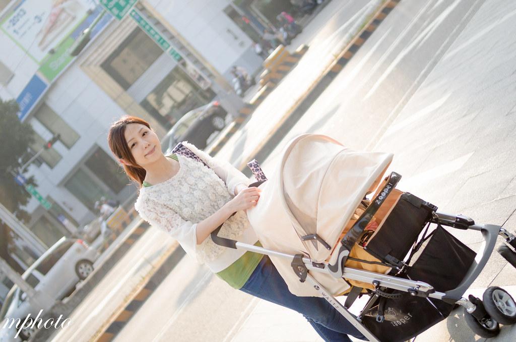 漫步 台中草悟道+428咖啡鬆餅
