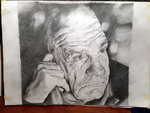 """Old Man"" by Steve Murnaghan"
