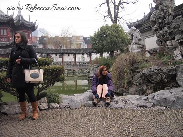 Rebecca saw 11 rebecca saw yuyuan garden shanghai-001