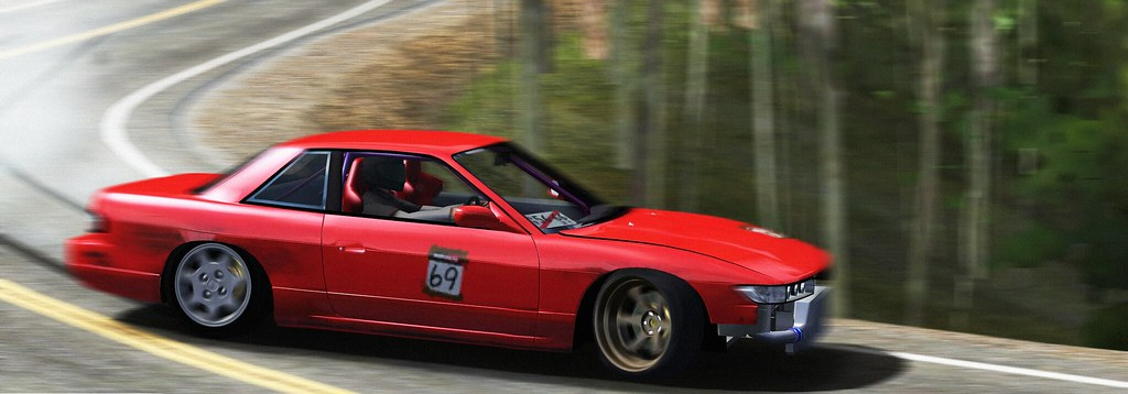 S13 Dragon Tails