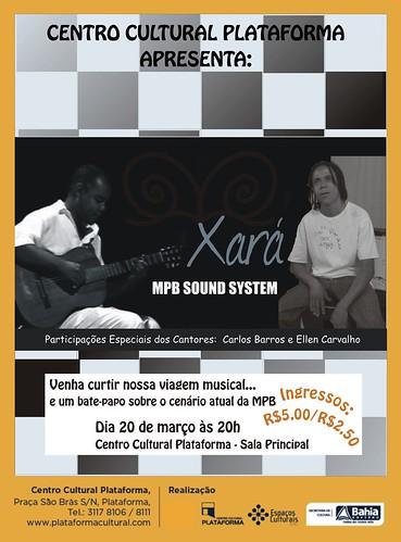 Xará - MPB Sound System by Biblioteca Abdias Nascimento