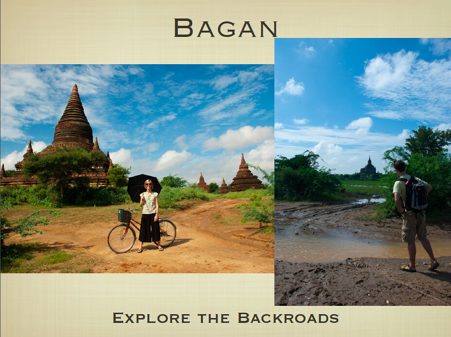 All About Myanmar - Bagan