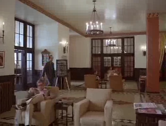 The filming locations of eyes wide shut scouting ny for Overlook hotel decor