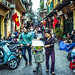 Old Town, Hanoi, Vietnam by steluckett
