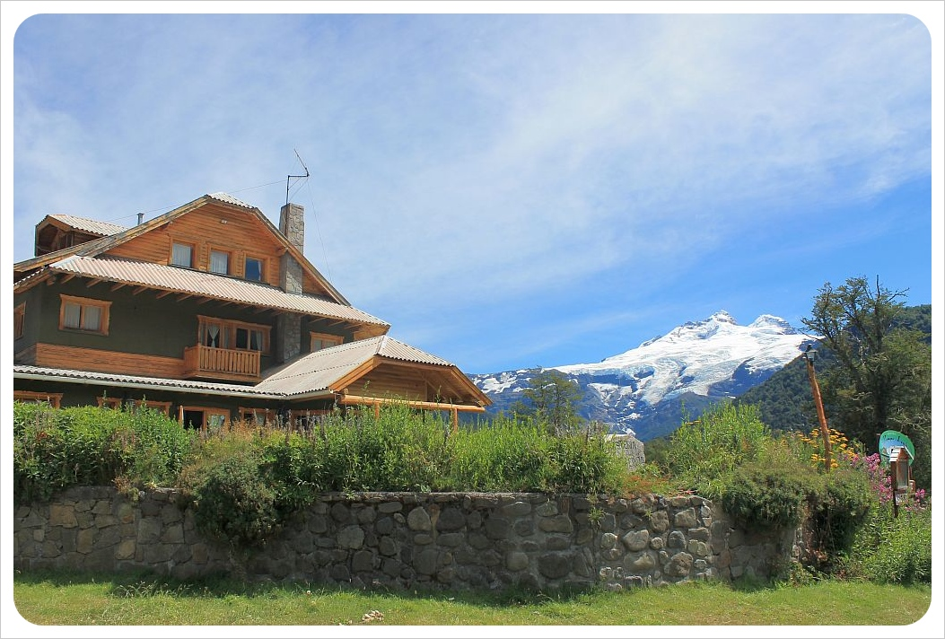 visit Mount Tronador