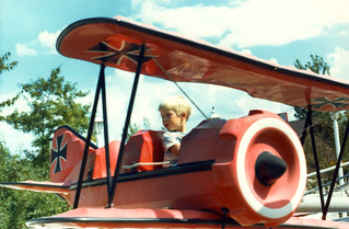 1979 - Riding Red Baron