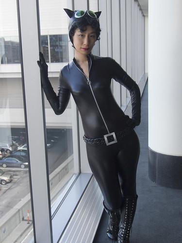 Catwoman Photoshoot