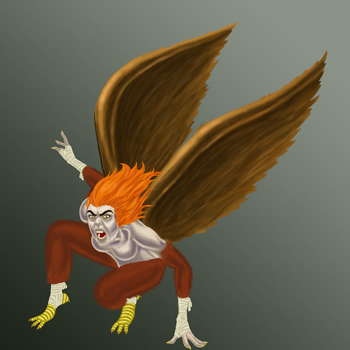 Harpy-Finished