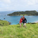 Dan & Audrey in the Bay of Islands - Northland, New Zealand