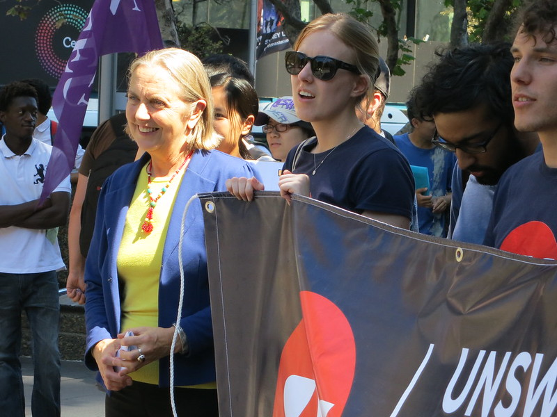 National Student Day of Action: UTS