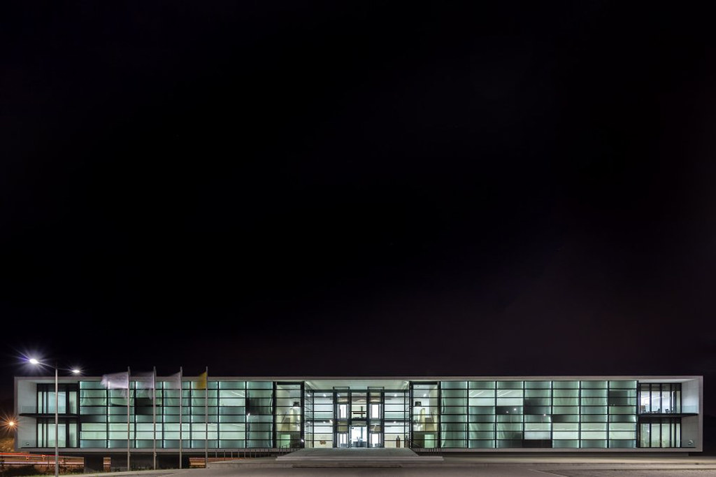 AGROS Building design by Rocha Leite Arquitectos Associados