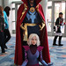 Small photo of Doctor Strange and Clea