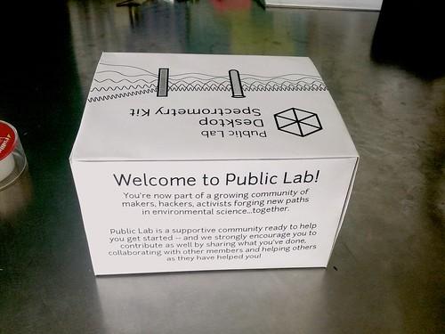 New box design (by Liz Barry)