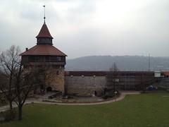 Dicker Turm & Seilergang