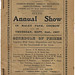 1937 Coorow-Waddy Show Schedule