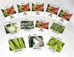 Seeds of the Month Gaye's Greens (Custom)